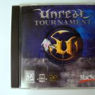 Unreal Tournament 1 Original Mac ONLY CD Macsoft 1999