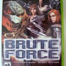 Brute Force Xbox Live for Original X-Box Used