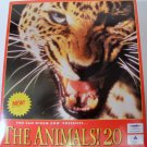 The Animals 2.0 CD-ROM New in BOX Sealed PC San Diego Zoo 1994 BBBF10