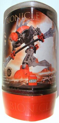 NEW Bionicle RED RAHKSHI TURAHK 8592 Lego 2003 D43