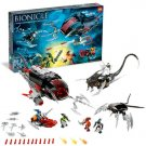LEGO 8926 Bionicle Toa Undersea Attack 2007 NEW HTF