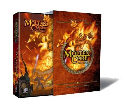 World of Warcraft Molten Core Raid Deck NEW SEALED