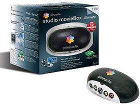 PInnacle Studio Movie Box Ultimate Video Capture 82301002871