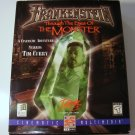 Frankenstein Tim Curry PC GAME w Original Box Interplay Eyes of the Monster