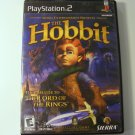 The Hobbit for PS2 Playstation 2 Used Sierra JRR