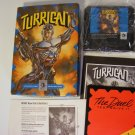 Sega Genesis Game Turrican Complete Rare Ballistic 1991