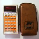 Texas Instruments TI-1270  Vintage Calculator with Case