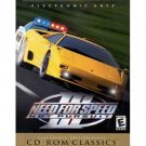 Need for Speed III Hot Pursuit PC Game New Sealed Box