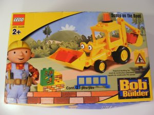 Lego Duplo 3272 Bob the Builder Scoop New Sealed