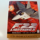 F22 Lightning II PC GAME with Original Box Win95 Novalogic Complete