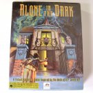 Alone In The Dark Horror Adventure PC GAME Sealed Original Box Boxed 3.5 Disc