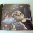 Disney Toy Story 2 Action Game CD