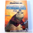 Disney Monsters Inc Monster Tag PC Game with Box New Sealed NIB