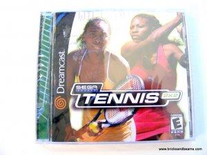 Sega Dreamcast Tennis 2K2 Game New Sealed