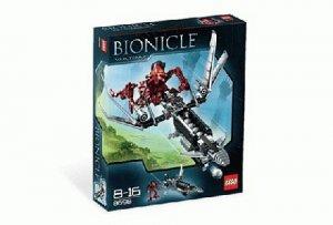 Lego Bionicle Warriors 8698 Vultraz 2008