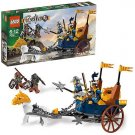 NEW Lego Castle 7078 King's Battle Chariot NIB Sealed Trolls Horse Treasure