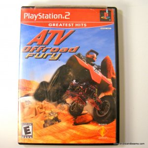 PS2 ATV Offroad Fury for Playstation 2 Used Sony