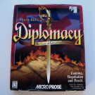 1999 MicroProse Avalon Hill Diplomacy CD-ROM PC CD Game BOXED
