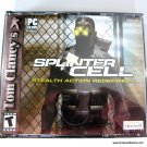 UbiSoft Tom Clancy's Original Splinter Cell Stealth Action Game