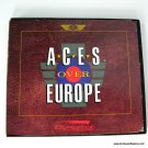 RARE 1994 Dynamix Aces Over Europe PC Game