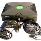 Microsoft Original XBox Console System with 2003 Sports Bundle, 1 Controller NHL 2003 NFL Fever