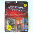 Star Trek TNG Innerspace Series Project Apollo Lunar Excursion Module 1996 Mini Playset New NIB 6164