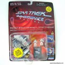 Star Trek TNG Innerspace Series Project Apollo Command Module 1996 Mini Playset New NIB 6169