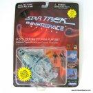 Star Trek TNG DS9 Innerspace Series USS Defiant Mini Playset 6175 6180 RARE HTF