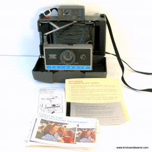 Vintage Polaroid Countdown M60 Automatic Land Camera Folding Camera