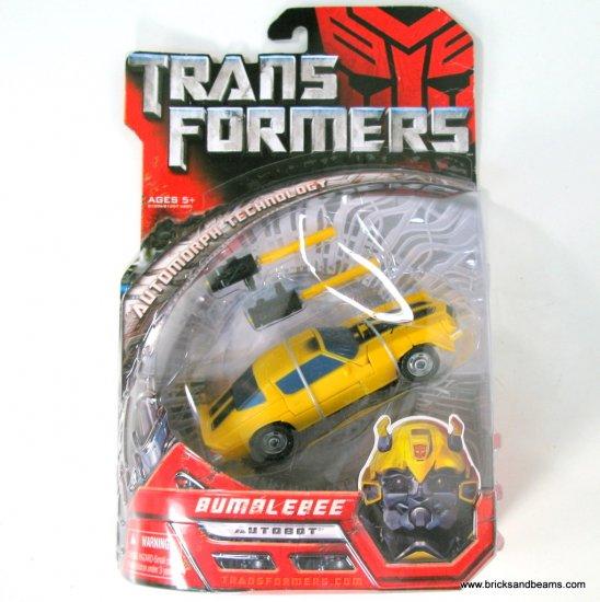 Transformers Movie Hasbro Deluxe Action Figure Bumblebee 1974 Camaro