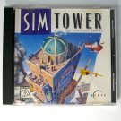Original Sim Tower The Vertical Empire PC Game Maxis 1994