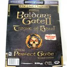 Baldur's Gate II Throne of Bhaal Official Perfect Guide Revised Edition [BOOK]