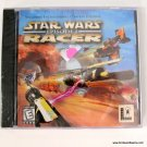 LucasArts Star Wars Episode I 1 Racer PC GAME with Original Jewel Case Sealed