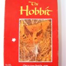 The Hobbit PC DOS Game Text Adventure w Box Complete Addison-Wesley Publishing