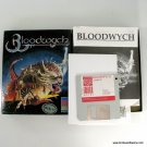 iMAGE Works Bloodwych Atari ST Video Game w Box 3.5 Floppy