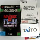 Arkanoid II Revenge of DOH PC Game 5.25 Floppy Taito w Box