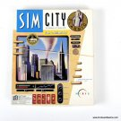 Original SimCity Classic Maxis PC Game 1993 in Box Sim City