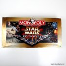 Star Wars Episode 1 Collector Edition Monopoly Game
