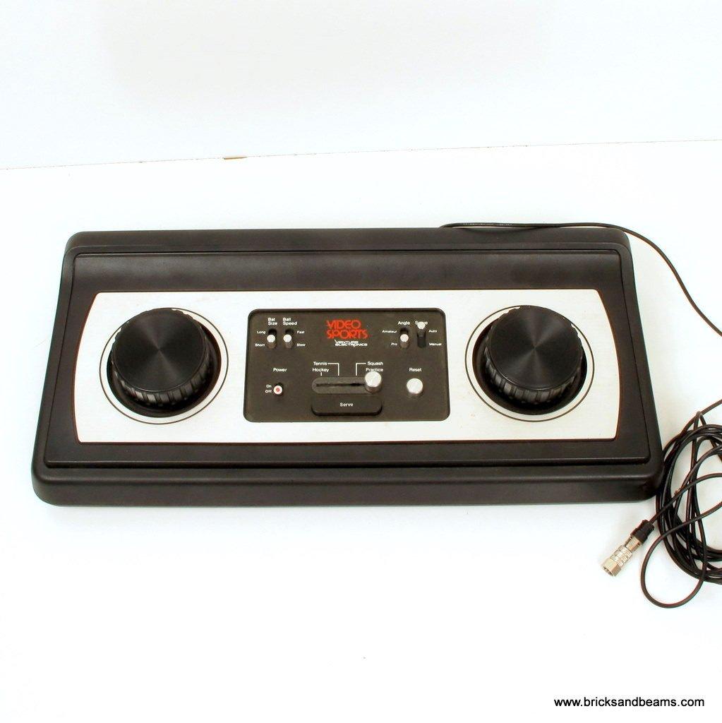 Venture Electronics Video Sports VS-1 Pong TV Game Vintage Pong
