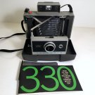 Vintage Polaroid Land Camera Automatic 330 Folding Land Camera