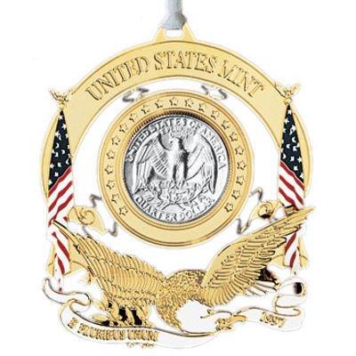 U. S Mint 1997 Ornament