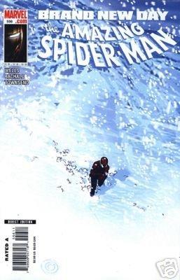 Amazing Spider-Man #556 NM Unread