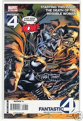 Fantastic Four #558 NM Unread