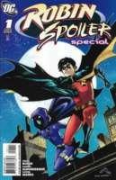 Robin Spoiler Special #1 NM Unread