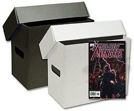 BCW (10) Short Comic Storage Boxes - Plastic