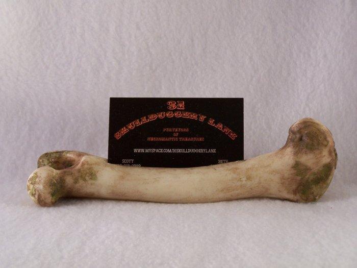 Bone Card Holders
