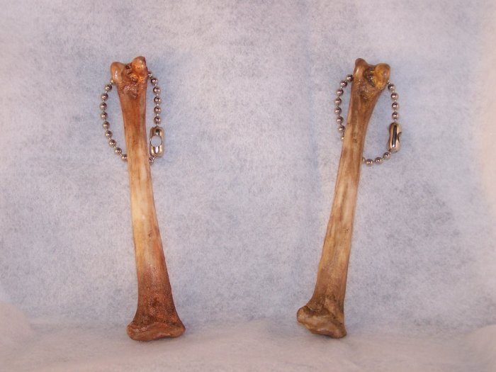 Bone Keychains - large