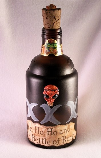 Pirate Bottle