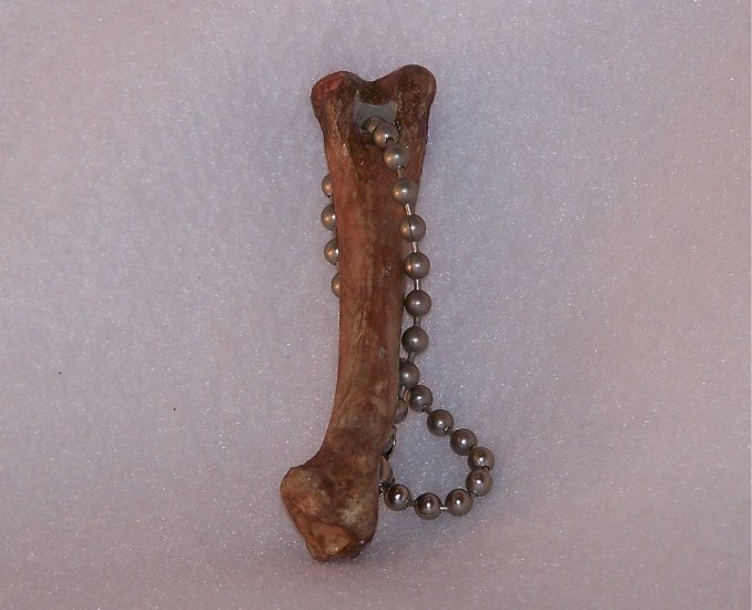 Bone Keychains - small