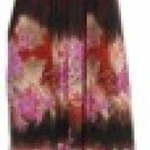 Multi Color Tie Dye Smocked Maxi Halter Dress SWomen's Juniors Plus Size mall